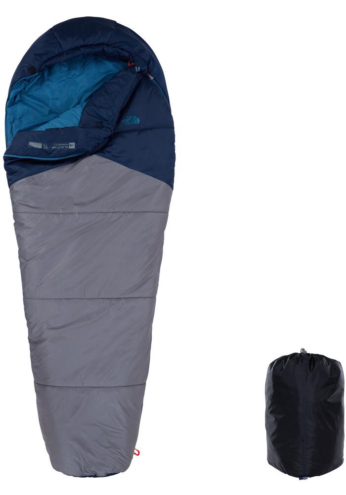 The North Face Aleutian 20/-7 Sleeping Bag Regular Cosmic ...
